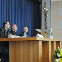 Relatori XI Convegno Diaconi Lombardi - Como 2015